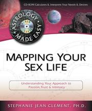 Cover of: Mapping Your Sex Life | Stephanie Jean Clement