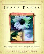 Cover of: Inner Power