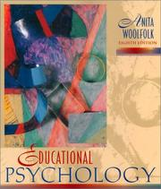 Cover of: Educational psychology | Anita Woolfolk Hoy