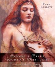 Cover of: Women's Rites, Women's Mysteries