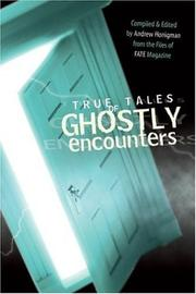 Cover of: True Tales of Ghostly Encounters
