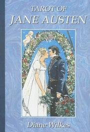Cover of: Tarot of Jane Austen Tarot Book