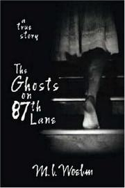 Cover of: Ghosts on 87th Lane