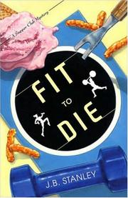 Cover of: Fit To Die