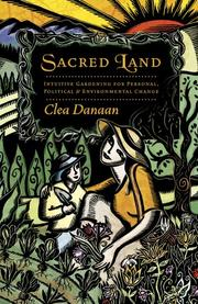 Cover of: Sacred Land