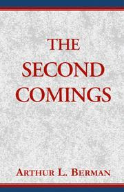 Cover of: The Second Comings