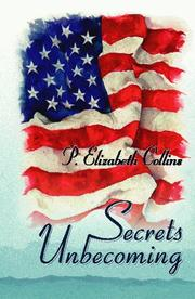 Cover of: Secrets Unbecoming