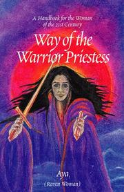 Cover of: Way of the warrior priestess
