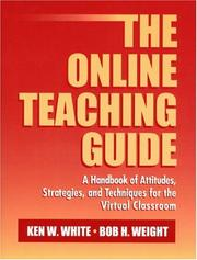 Cover of: Online Teaching Guide, The | Ken W. White