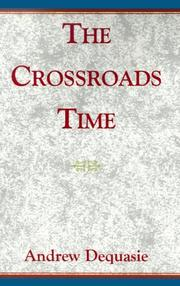 Cover of: The Crossroads Time