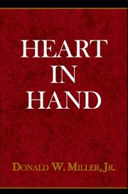 Cover of: Heart in hand | Donald W. Miller