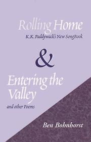 Cover of: Rolling Home & Entering the Valley