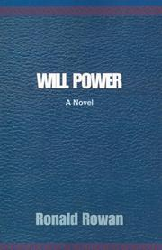 Cover of: Will Power