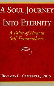 Cover of: A Soul Journey Into Eternity