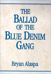 Cover of: The Ballad of the Blue Denim Gang
