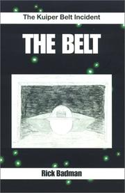 Cover of: The Belt