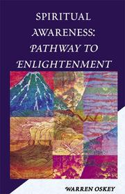 Cover of: Spiritual Awareness