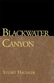 Cover of: Blackwater Canyon