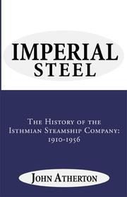 Cover of: Imperial steel