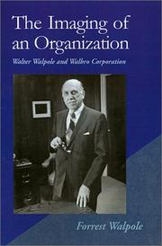 Cover of: The Imaging of an Organization