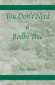 Cover of: You Don't Need a Bodhi Tree