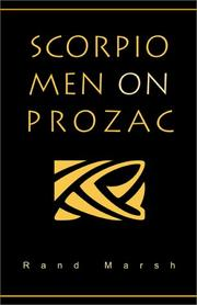 Cover of: Scorpio Men on Prozac