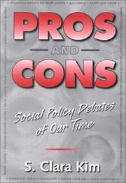 Cover of: Pros and Cons