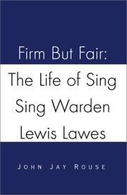 Cover of: Firm But Fair