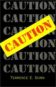 Cover of: Caution