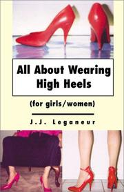 Cover of: All About Wearing High Heels
