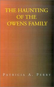 Cover of: The Haunting of the Owens Family