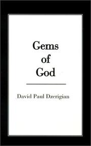 Cover of: Gems of God