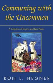 Cover of: Communing with the Uncommon