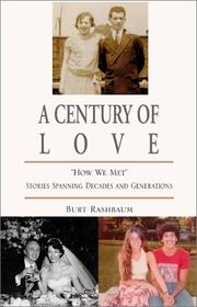 Cover of: A Century of Love