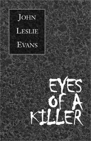 Cover of: Eyes of a Killer
