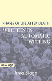 Cover of: Phases of Life After Death