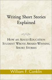 Cover of: Writing Short Stories Explained