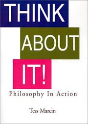 Cover of: Think About It