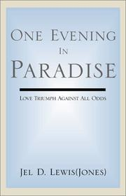 Cover of: One Evening In Paradise