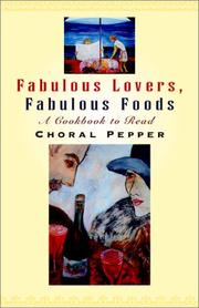 Cover of: Fabulous Lovers/Fabulous Foods