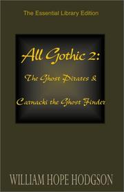 Cover of: Gothic Horror 2