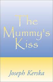 Cover of: The Mummy's Kiss