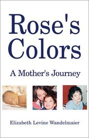 Cover of: Rose's Colors