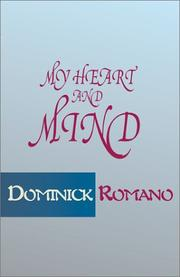 Cover of: My Heart and Mind