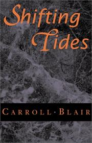 Cover of: Shifting Tides | Carroll Blair