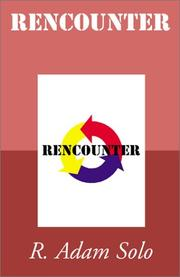 Cover of: Rencounter
