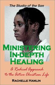 Cover of: Ministering In-Depth Healing