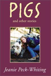 Cover of: Pigs and Other Stories