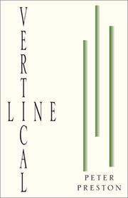 Cover of: Vertical line