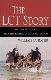 Cover of: LCT story | William D. Baker